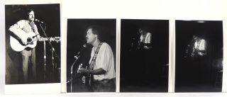 DC folk music event in August 1985 [Photographs
