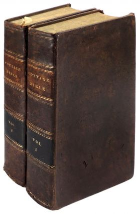 The Cottage Bible, and Family Expositor; Containing the Old and New Testaments, with Practical...