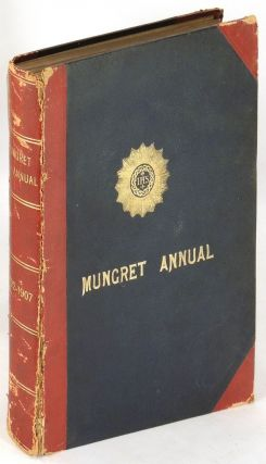 The Mungret Annual: Vol. II, No. 6: Christmas 1902; No. 7: January 1904; No.8: 1905; No. 9: 1906;...