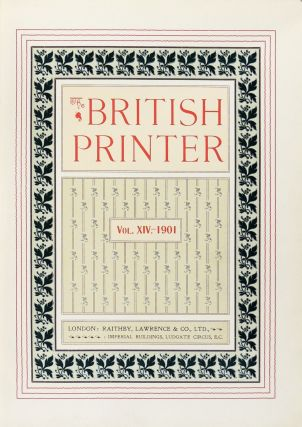The British Printer. Volume XIV (14) - 1901