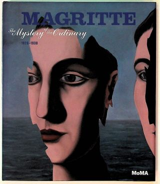 Magritte. The Mystery of the Ordinary. 1926 - 1938. Magritte, Anne Umlaud