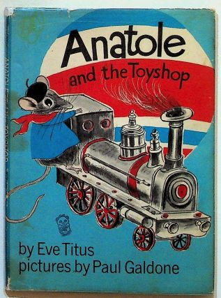 Anatole and the Toyshop. Eve Titus, Paul Galdone