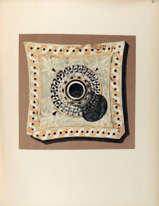Coloured Ceramics from Ashur and Earlier Ancient Assyrian Wall-Paintings from Photographs and Water-colours by Members of the Ashur Expedition Organised by the Deutsche Orient-Gesellschaft