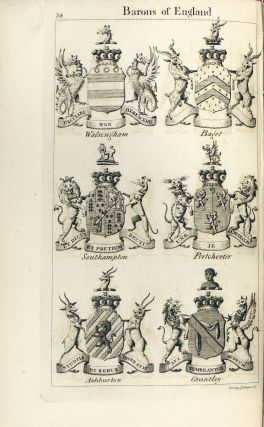 The Present Peerages: With Plates of Arms, and an Introduction to Heraldry; Together with Several Useful Lists Incident to the Work