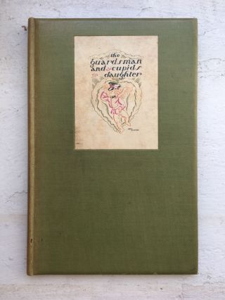 The Guardsman and Cupid's Daughter and Other Poems. Villiers David, John Austen