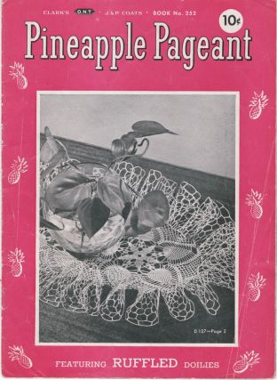 Pineapple Pageant. Book No. 252. Unknown