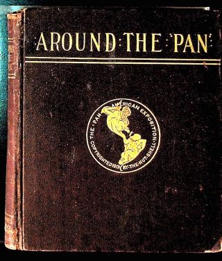 Around the Pan with Uncle Hank. His Trip through the Pan American Exposition. Thomas Fleming